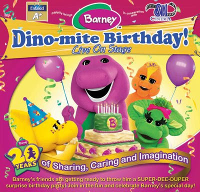 Barney Birthday Celebration