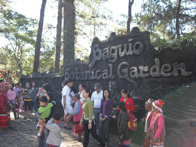 Botanical Garden Baguio City