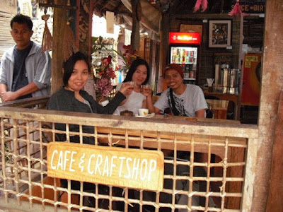 Coffee Shop Tam-awan Village