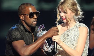 Kanye West and MTV 2009 Video Misic Awards