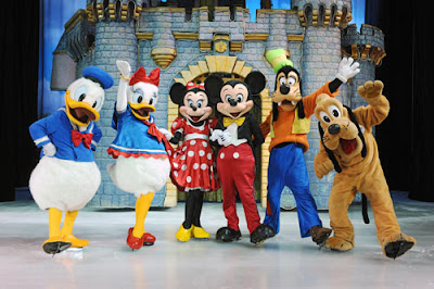 Disney on Ice: Disney Adventure at Araneta Coliseum