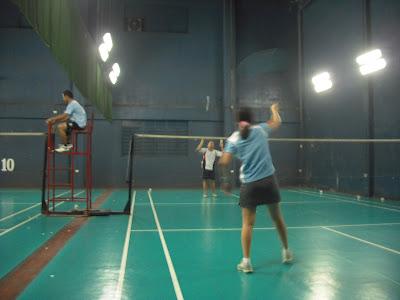 Badminton at Sheridan