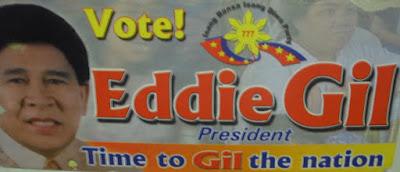 Eddie Gil