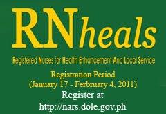 RN Heals