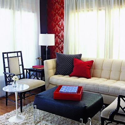 Curtains  Drapes  Living Room on Voile Curtains Can Add A Look Of Sophistication To Your Home