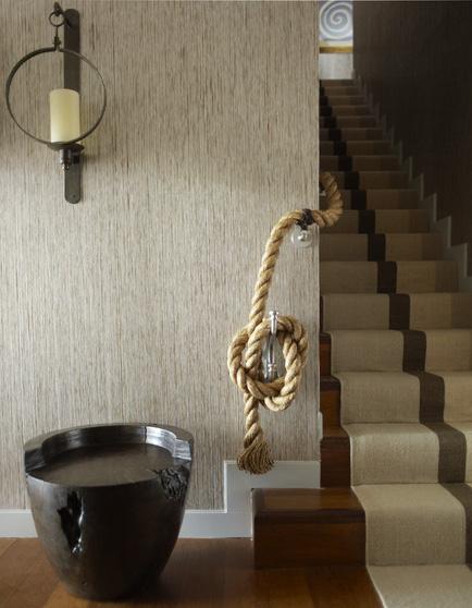 Belle Maison Rope Inspired Decor