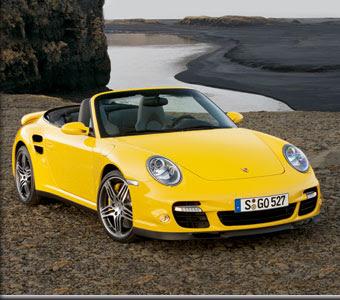 Porsche on Marcas De Automoveis  Porsche 911 Turbo Cabrio