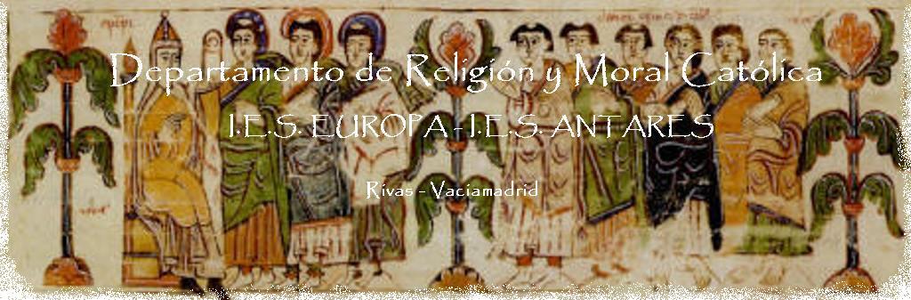 Dpto. Religión y Moral Católica
