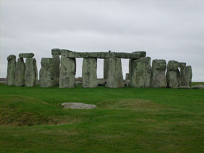 The Mysterious Stonehenge - what remains of it...
