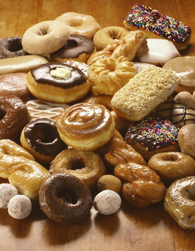 Temas que os apasionan Donuts