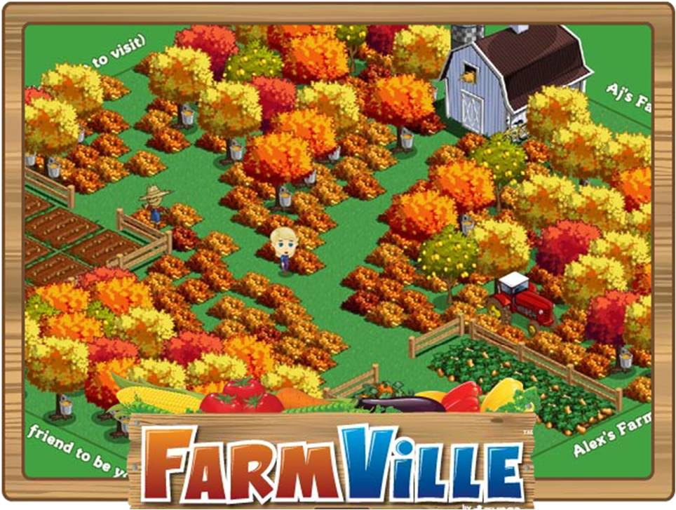 orchards in farmville. Farmville Fall-themed Welcome