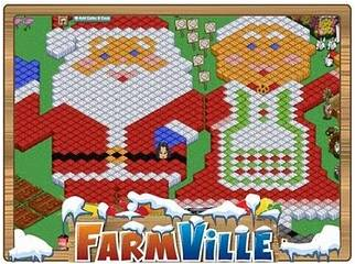 Master farmville farmville winter themed farm decoration for Farmville 2 decorations