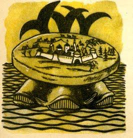 Земля на трех китах. Древнее представление о мире, о Земле, о Вселенной. Устройство мира в древности. Математика для блондинок. Николай Хижняк.