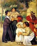 Família do Artista - Renoir