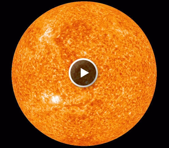 Real Sun Pictures From NASA