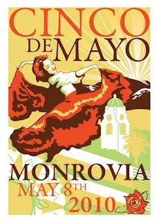 Lia Mercado, Cinco de Mayo