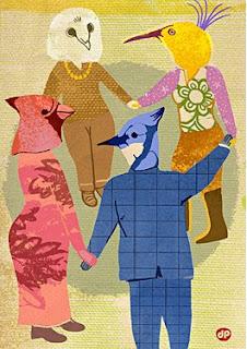 David Pohl, Magazine Illustration