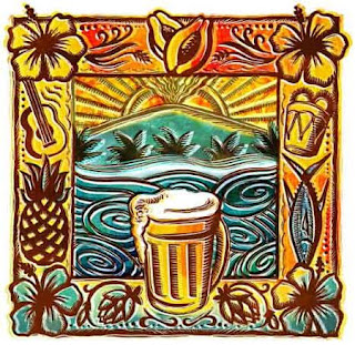 Lydia Hess, Kona Brewers' Festival, Posters,