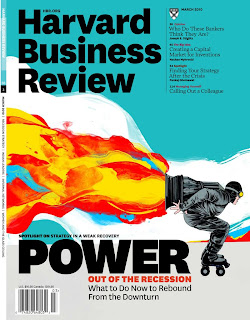 Jacob Thomas, Harvard Business Review, Magazine Covers