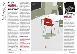 Mark Smith, London Times Educational Supplement,