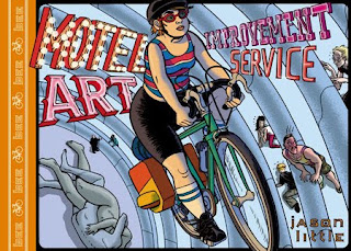 Jason Little, Graphic Novel,