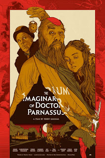 Martin Ansin, The Imaginarium of Doctor Parnassus