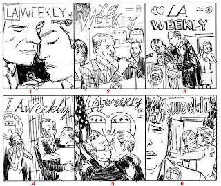 Jim Rugg, LA Weekly