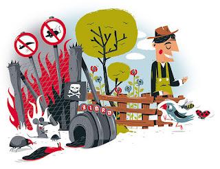 Christian Lindemann, Migros Magazine, Cartoons,