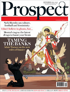 Jonathan Williams, Magazine Covers, Prospect Magazine
