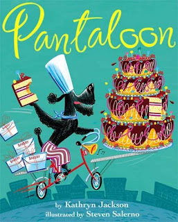 Steven Salerno, Children's Books, Pantaloon Cover
