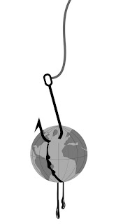 Stephen Savage, NY Times, Op Ed, World on a Fishing Hook