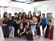 Tribal Fusion Bellydance workshop con Serta
