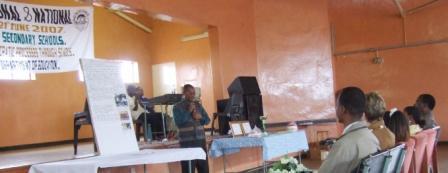 Civitas Malawi Administrative Secretary