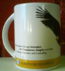 PROMOTIONAL GLASS DRINKWARE PT SUVERYOR INDONESIA