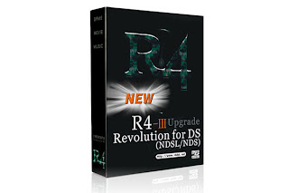 R4-III upgrade revolution for DS
