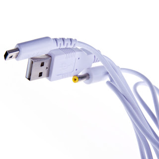 USB Charging Cable for NDS Lite/PSP