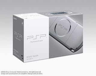 psp 3000 with package