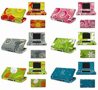 sticker for Nintendo DS lite