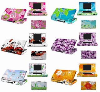 nice skin for Nintendo DS lite