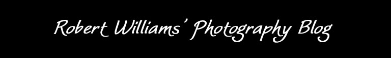 Robert Williams Photography Blog