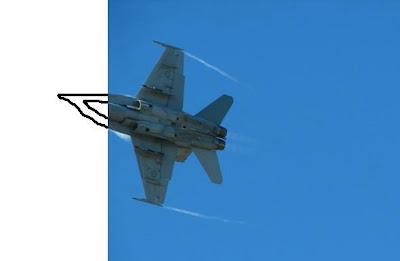Labai greitas reaktyvinis lėktuvas