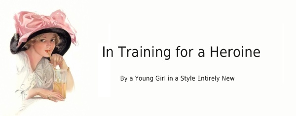 In Training for a Heroine