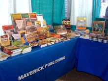 Maverick Publishing Booth