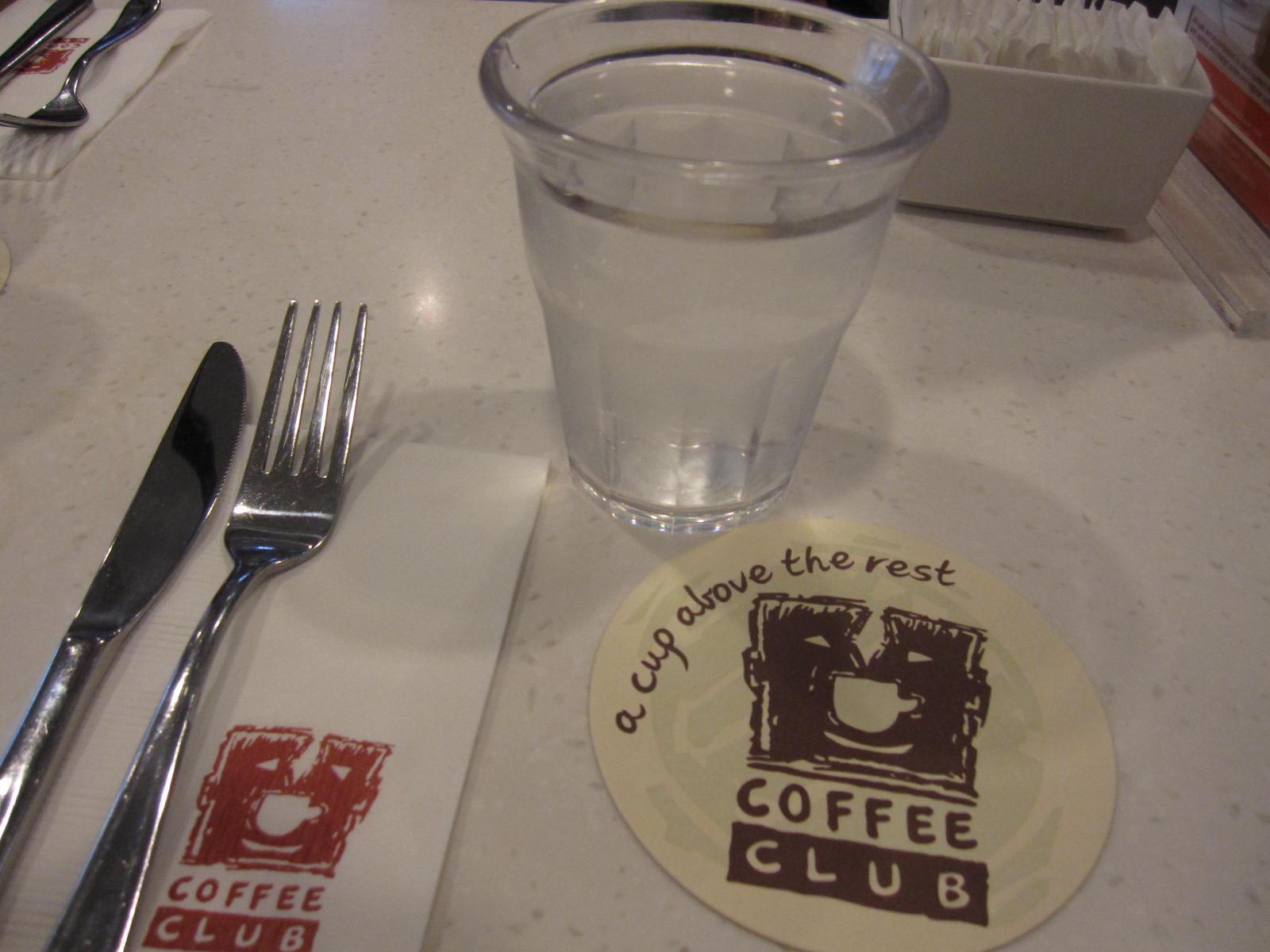 Wai Siks Corner The Coffee Club In Singapore