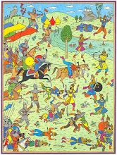 Battle of Zileheroum, 1126 AD