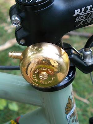 Velo Orange Brass Striker Ping Bell Bicycle Bell