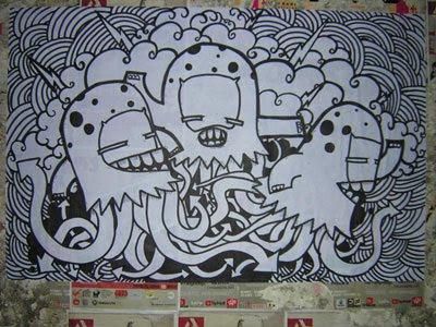 darbotz,mural art,graffiti mural