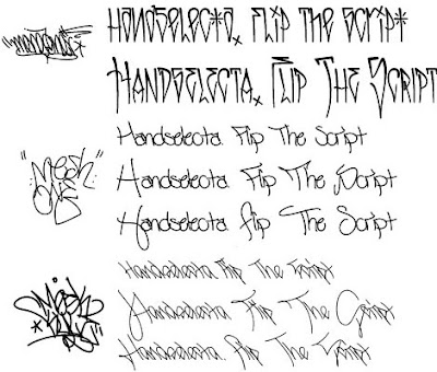 graffiti fonts. Graffiti fonts :In that