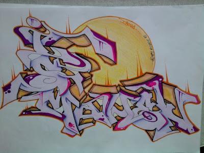 3d graffiti,graffiti sketches