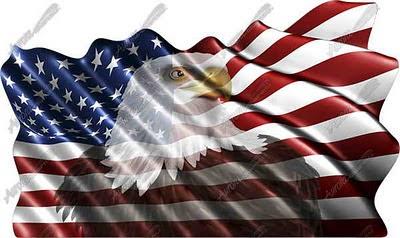 american flag,flag graffiti